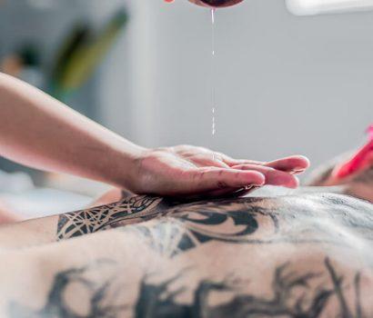 Jaens Spa Ubud Treatment Aromatherapy Massage