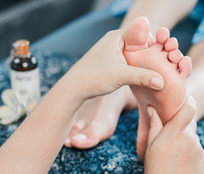 Jaens Spa Ubud Treatment Foot Reflexology