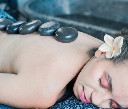Jaens Spa Ubud Treatment Hot Stones