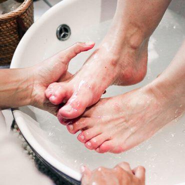 Jaens Spa Ubud Treatment Pedicure & Manicure