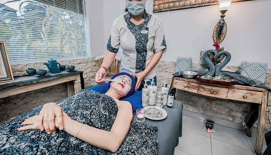 Jaens Spa Ubud Treatment Relaxation Spa Package