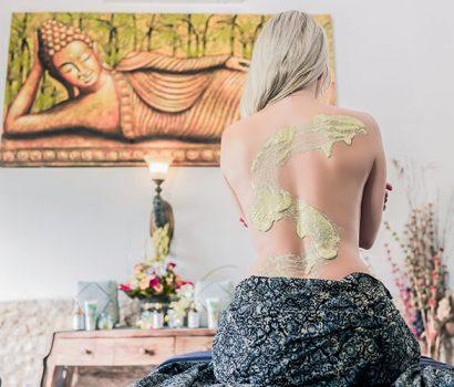 Jaens Spa Ubud Treatment Massage & Scrub