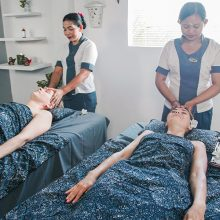 Jaens Spa Ubud Treatment Balinese Massage