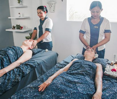 Jaens Spa Ubud Treatment Balinese Massage